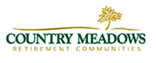 corporate sponsor country meadows retirement communities logo