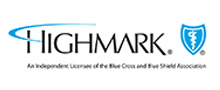 corporate sponsor highmark blueshield logo