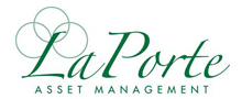 corporate sponsor la porte logo