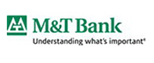 corporate sponsor M&T Bank logo