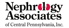 corporate sponsor nephrology associates of central pennsylvania logo