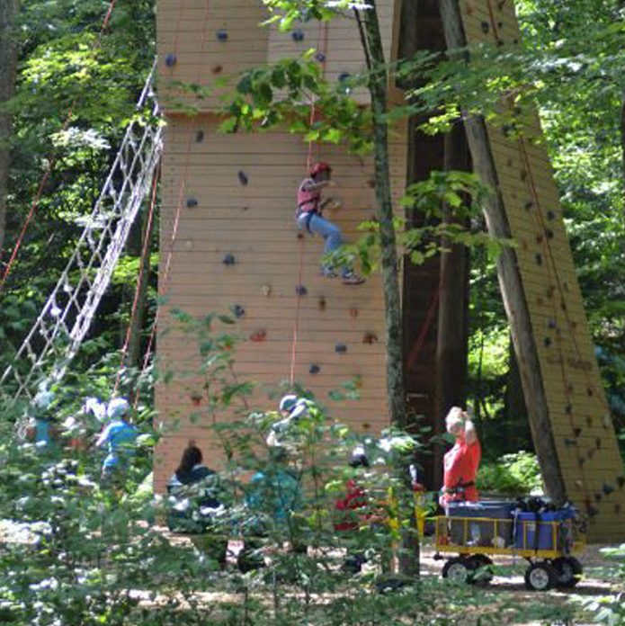 Camp Kydnie is a popular kidney camp for kids with kidney disease