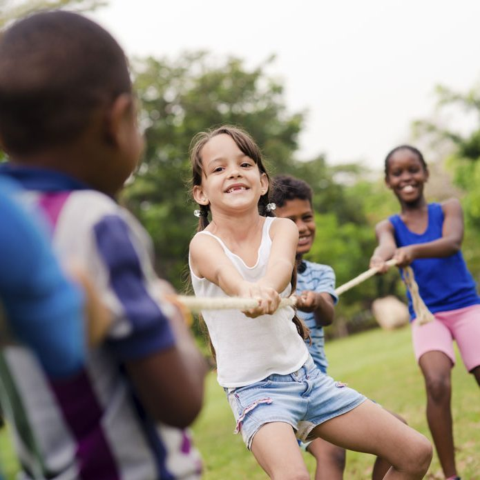 Kidney camp lets kids with kidney disease have fun with kids who are like them