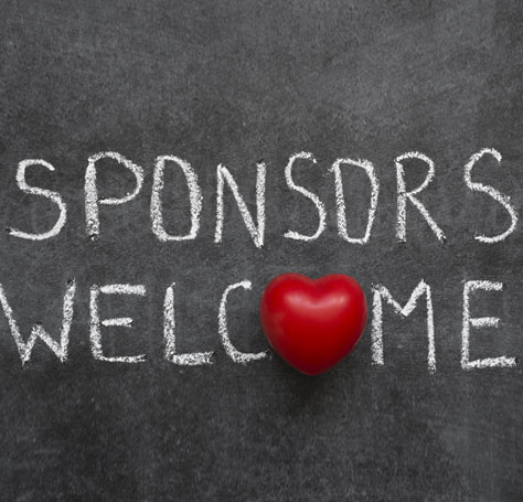 get involved become a corporate sponsor