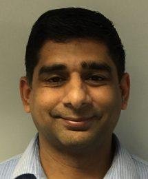 Board of directors member Rajiv Sharma