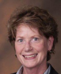 Board of directors member Joan Line