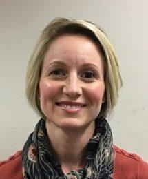 Board of directors member Kristy Washinger