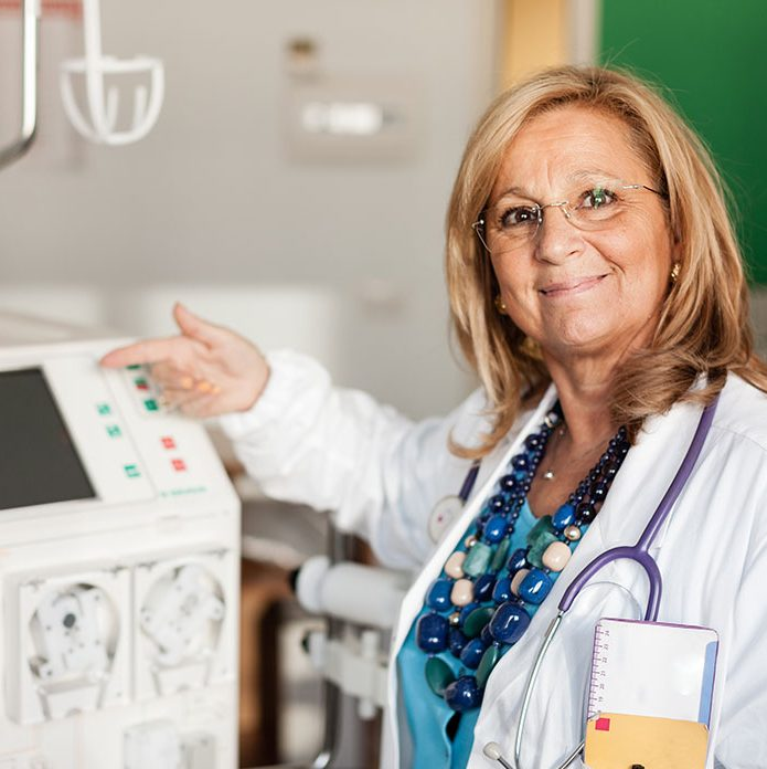 consult your medical professional about dialysis modality
